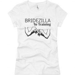 Bridezilla In Training