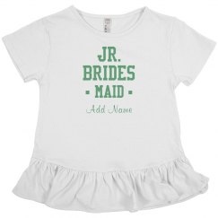 Custom Jr. Bridesmaid
