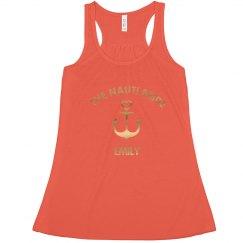 Nautical Bride Tank Top