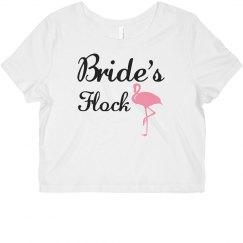 Bride's Flock