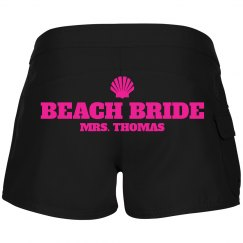 Beach Bride Mrs.