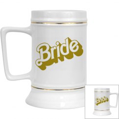 Bridal Party Drinking Stein