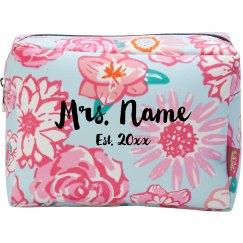 New Mrs. Name Makeup Gift