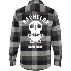 Bachelor Beer Skull