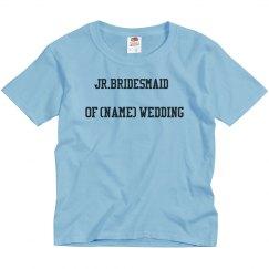 JR.BRIDEMAID TOP