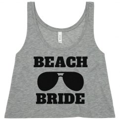 Beach Bride Honeymoon