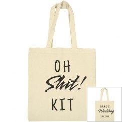 The Wedding Oh Shit Kit Bag