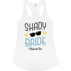 Shady Beach Bride Custom Bachelorette