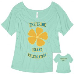 Island Celebration--Bachelorette Party