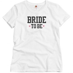 White Bride To Be