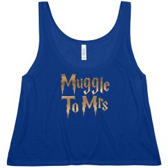 Muggle to Mrs