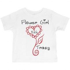 Custom Flower Girl