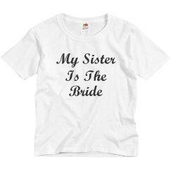 Bride's Sister