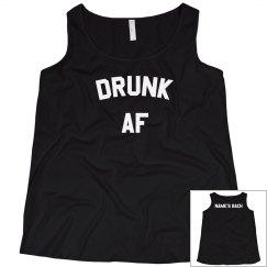 Drunk AF Bachelorette