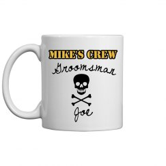 Mike's Crew Coffee Mug