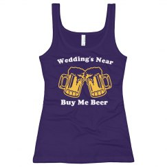 Wedding Is Near Tank
