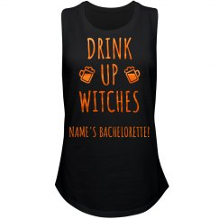 Drink Up Witches Bachelorette