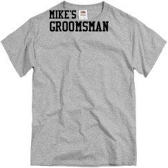 Groomsman - Team