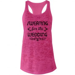 Sweating for the Wedding Workout