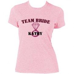 Team Bride-ring