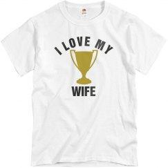 love trophy wife