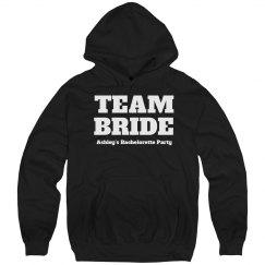 Team Bride Girls