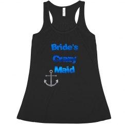 Bride's Crazy Maid (Bridesmaid)
