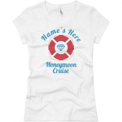 Honeymoon Cruise Tee