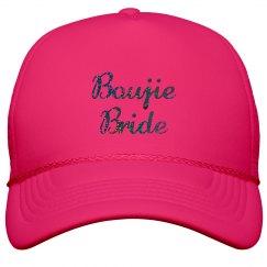 Bougie Bride Black Glitter