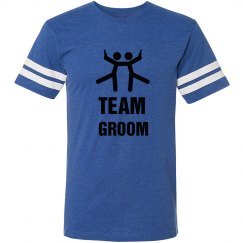 Team Groom Bachelor Tshirt