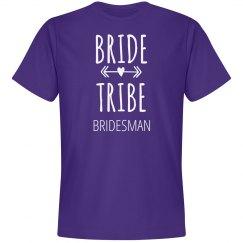 Bridesman Matching Group Shirts