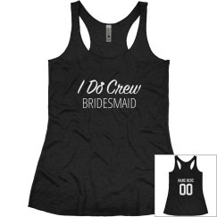 The Bride's I Do Crew