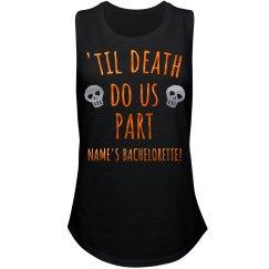 'Til Death do us Part Halloween Bridal