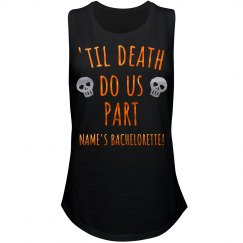 'Til Death do us Part Halloween Bridal