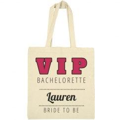 VIP Bachelorette Bride