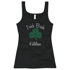 Lucky Irish Bride