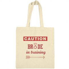Caution Bride in Training