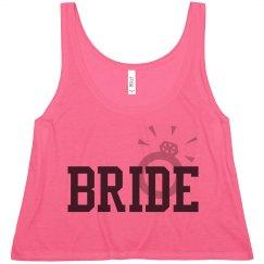 Bride Neon Tank