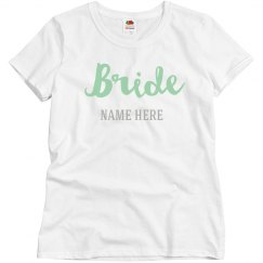 Simple Customizable Bride Design