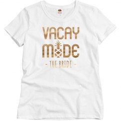 Vacay Mode The Bride Bachelorette