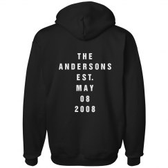 Family Crest Hoodie