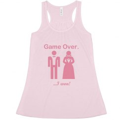 Bride's Game Over Tank