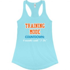 Training Bride Tank