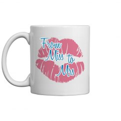 Kiss the Mrs