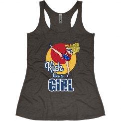 Kick like a Girl - Sailor V NEW VERSION