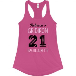 Gridiron Bachelorette Football
