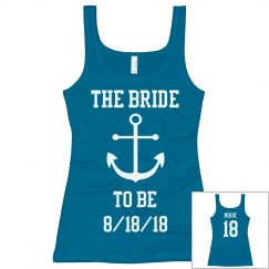 Anchor Bride w/ Back