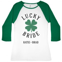 Custom Metallic The Lucky Bride