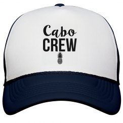 Cabo Crew Bachelorette Hats, Cabo Bachelorette