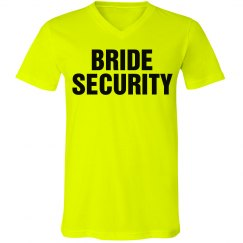 Bride Security Neons